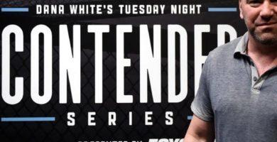 ¿Qué es la serie Contender de Dana White? Esto es lo que necesita saber sobre el programa antes de ver su temporada 4