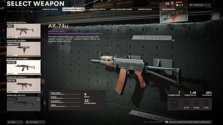 Una pistola verdaderamente clásica