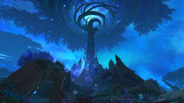 Saludar a un Dios en WoW Shadowlands es una misión simple con mucha espera incorporada.