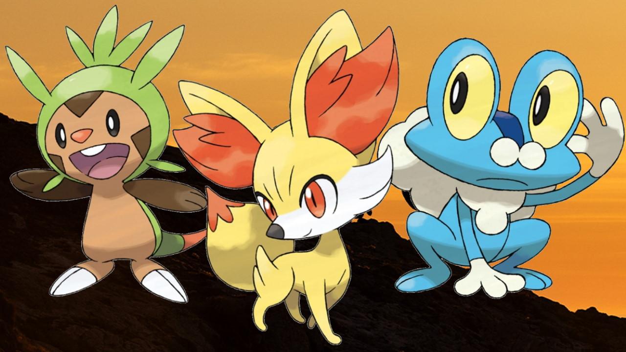 Pokemon-GO-Cómo-atrapar-a-Froakie-Fennekin-y-Chespin