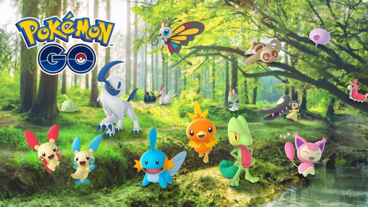 Cómo encontrar Plusle en Pokémon GO