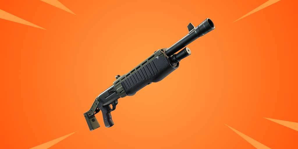 Bomba de escopeta fortnite