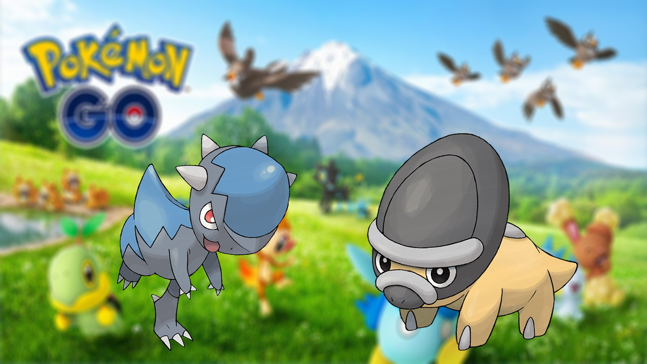 Pokemon-GO-How-to-Catch-Shieldon-and-Cranidos-for-Sinnoh-Collection-Challenge