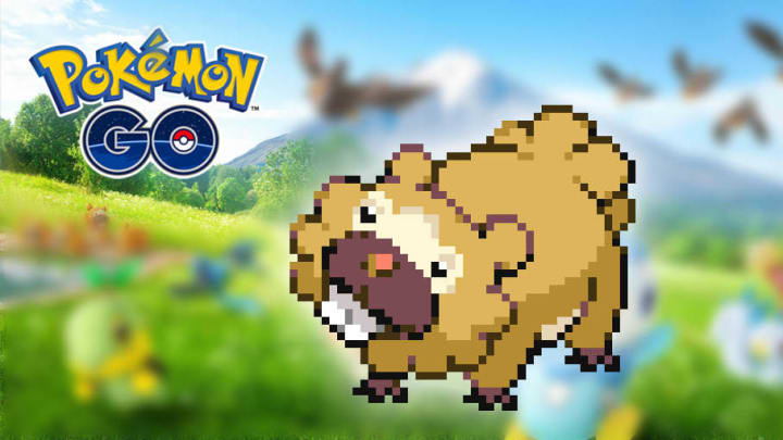 ¿Hay alguna forma de atrapar un Bidoof brillante en Pokémon GO?