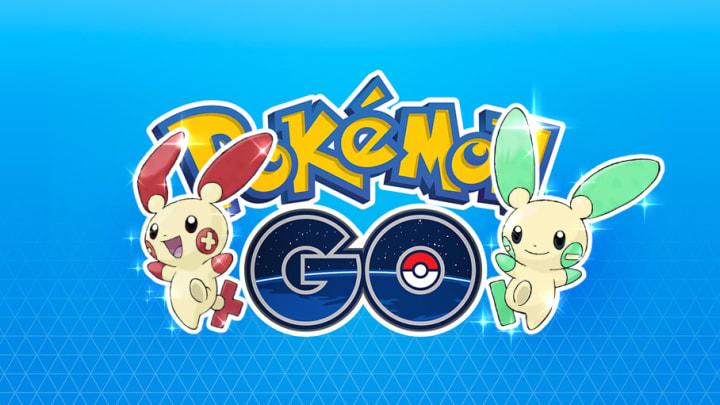 Shiny Plusle y Minun en Pokémon GO fueron más fáciles de encontrar durante el reciente evento del Día del Incienso.