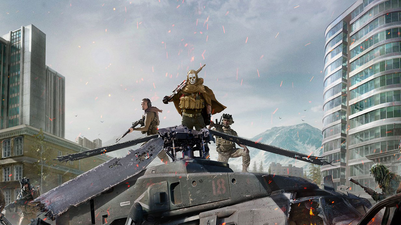 guerra moderna zona de guerra