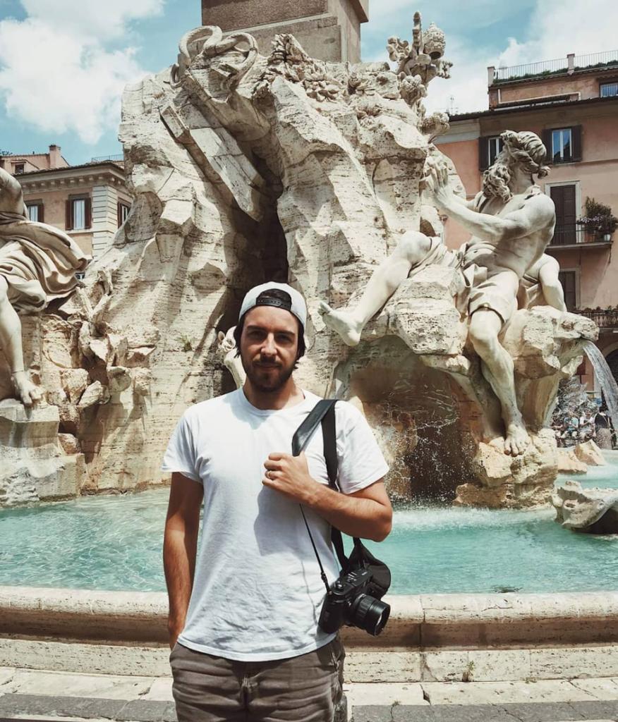 Ali Tabrizi, cineasta, creador, Seaspiracy, Netflix, documental, acerca de, Instagram