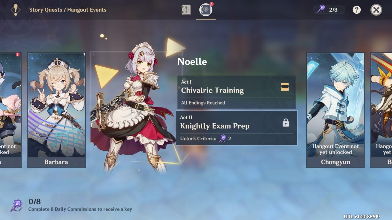 Genshin-Impact-Noelle-Hangout-2