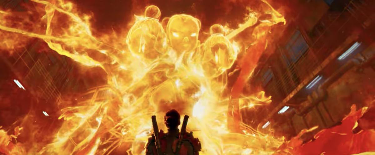 Li Yunxiang asume el ardiente avatar de Nezha de tres cabezas y seis brazos en New Gods: Nezha Reborn