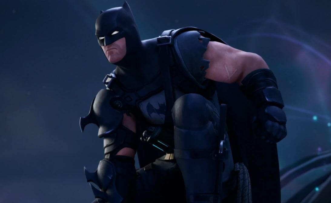 Apariencia de Batman Armored Zero Fortnite