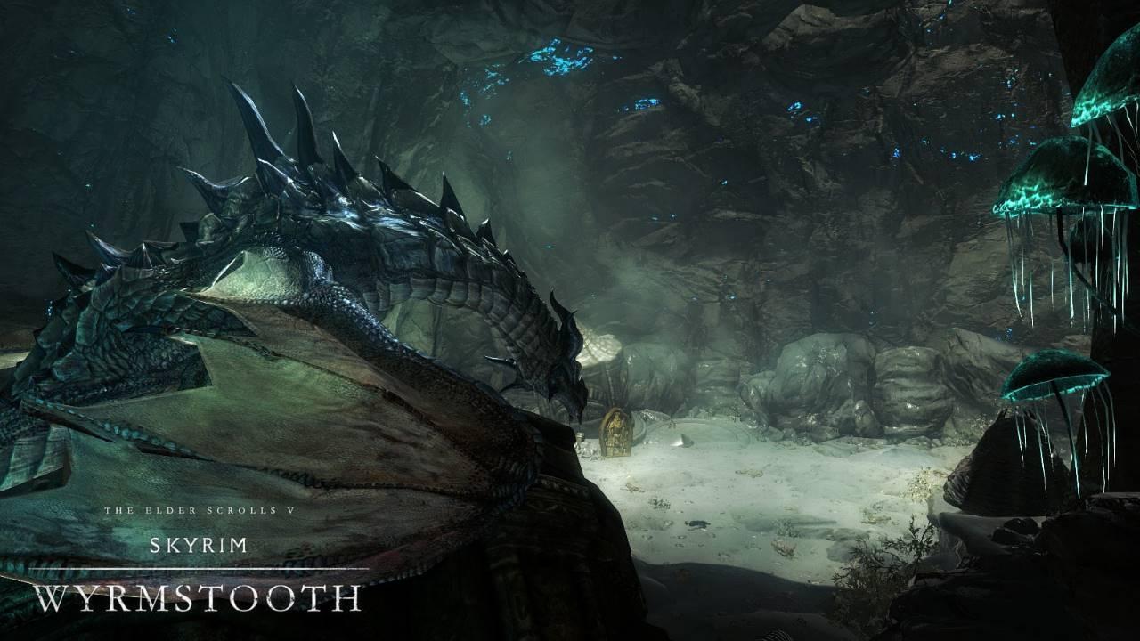 Diente de dragón skyrim mejores mods 2021