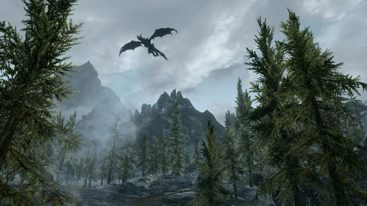 Dragons-Campsite-Mod-Best-Skyrim-Mods