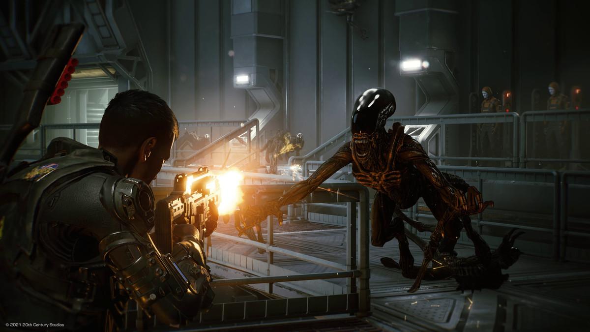 Xenomorph se sumerge en los marines espaciales en Aliens: Fireteam Elite