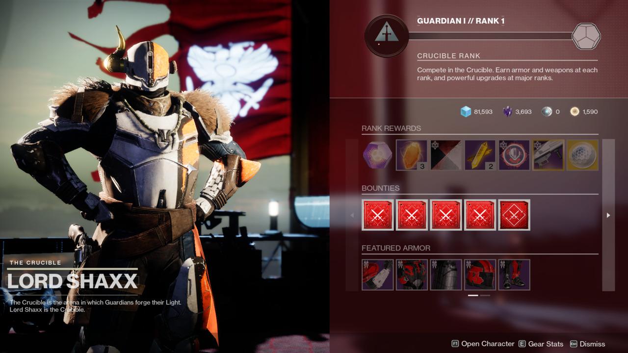 Vendedor de Destiny 2