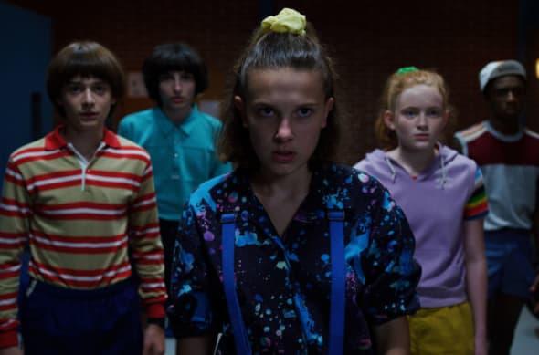 Mejores programas de Netflix - Stranger Things Temporada 4 - Once en Stranger Things Temporada 4 - SNL - Películas de Netflix - Stranger Things Temporada 4 - FansSided 250