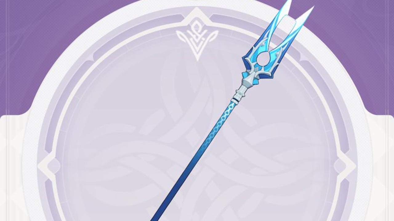 Genshin Impact The Catch todos los materiales de ascension y