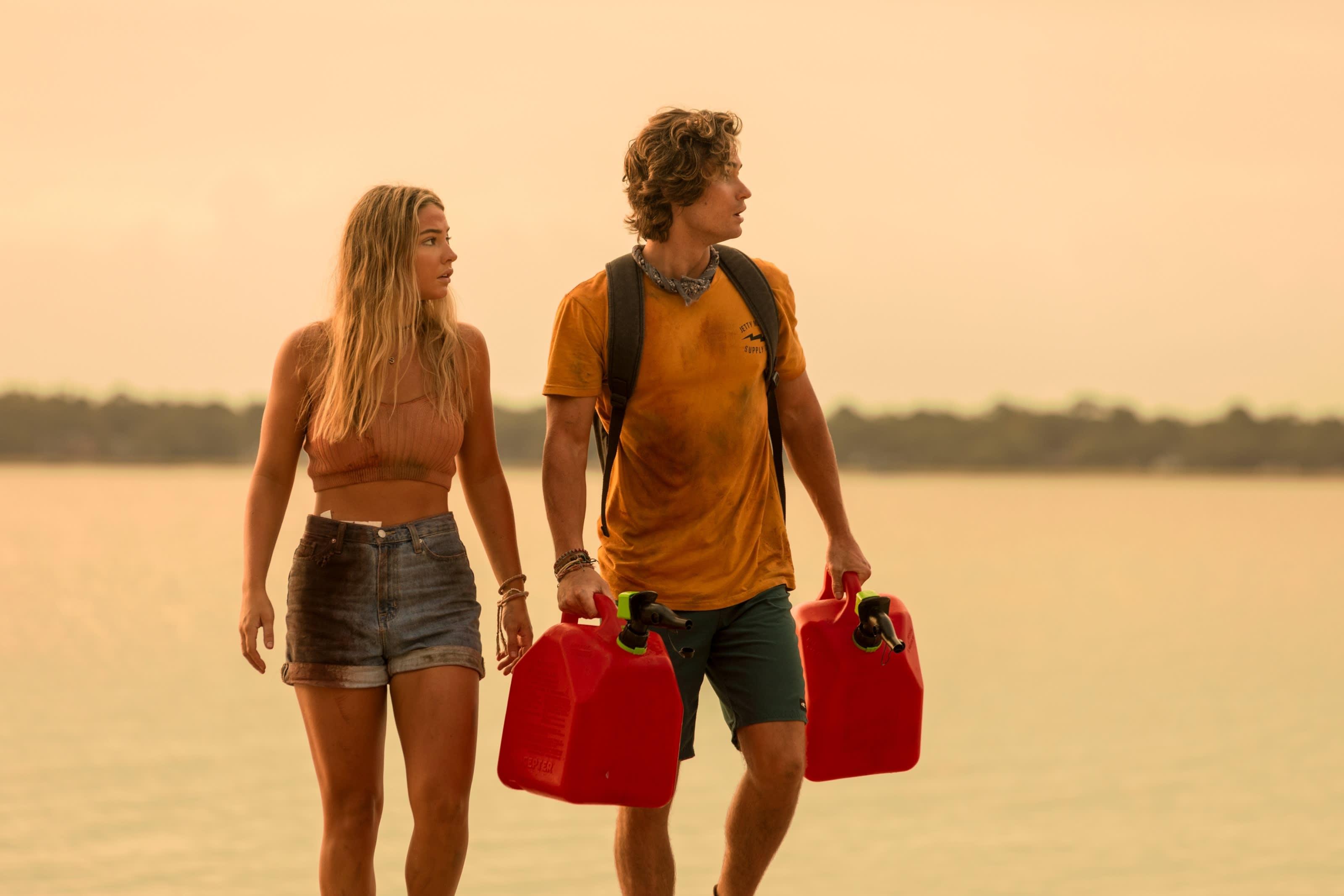 Netflix Top Shows 2021 - 2da edición Tiempo de lanzamiento de Outer Banks - ¿Se romperán John B y Sarah en Outer Banks?
