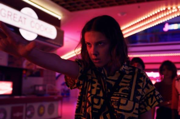 Mejores programas de Netflix - Stranger Things Temporada 3 - Millie Bobby Brown - Stranger Things Temporada 4