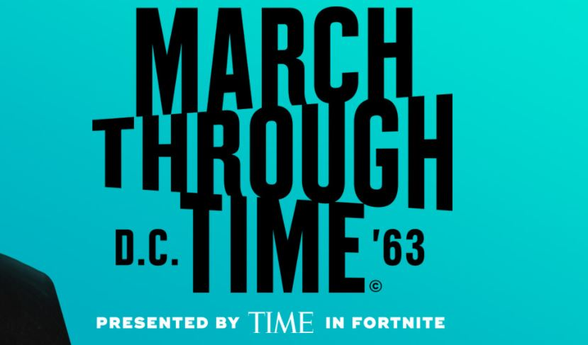 March Through Time Fortnite Experience