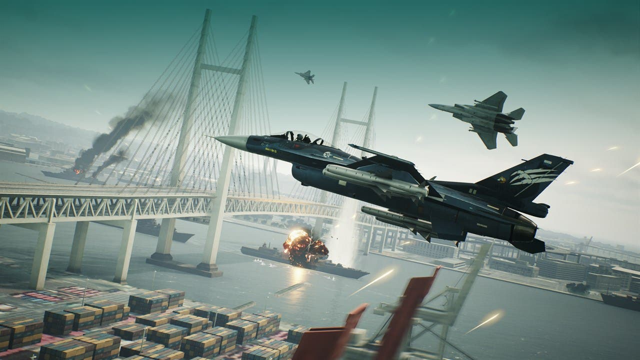 new ace combat game