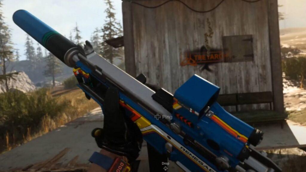 bacalao guerra fría ksp 45 pistola